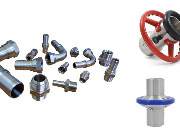 Fittings and couplings
