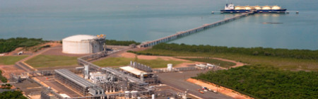 Darwin Onshore LNG Project