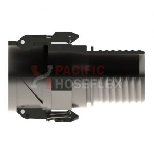 TYPE-'C'-SAFLOK-316-SS-FEMALE-CAMLOCK-x-COMPOSITE-HOSETAIL-(BN-SEALS)