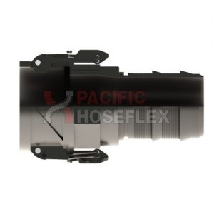 TYPE-'C'-SAFLOK-316-SS-FEMALE-CAMLOCK-x-INDUSTRIAL-HOSETAIL-(BN-SEALS)