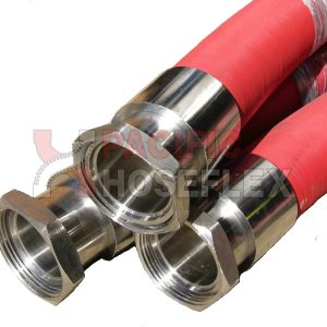 Hygienic Food Grade Rubber Hoses