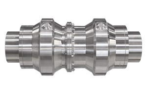 Full Bore Marine Breakaway Coupling