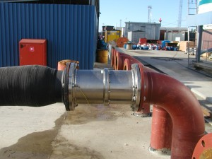 Ship Fueling Jetty Loading Breakaway Couplings