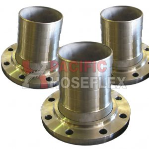 Custom fitting and coupling machining