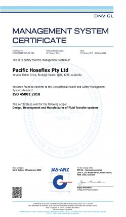 ISO 45001: 2018